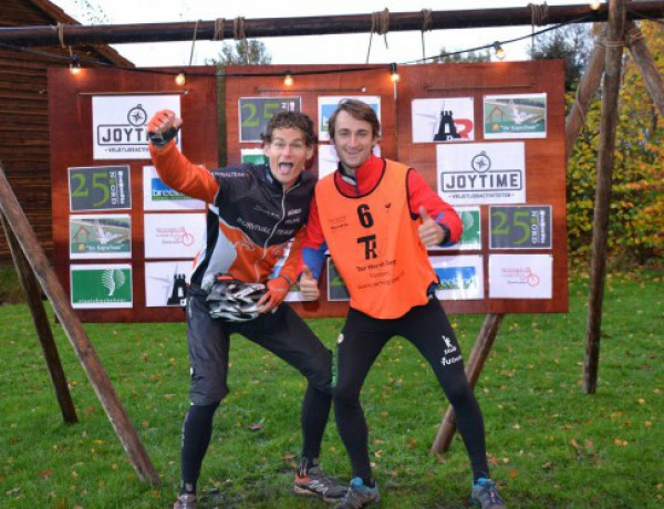 Adventure race Drenthe