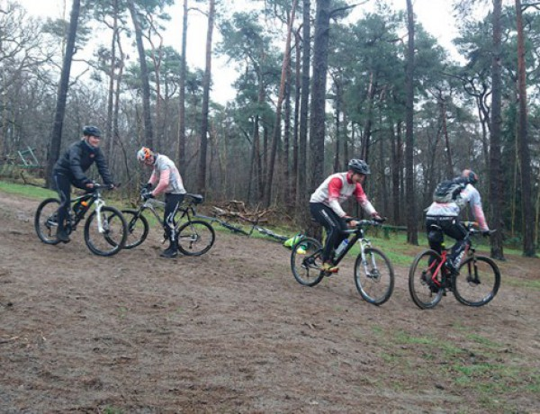 USR training: MTB-clinic