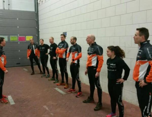 USR teamtraining, IBT te Borne